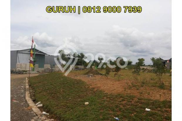 Gudang untuk Industri/Pabrik Makanan, Akses Mudah dekat BSD dan Bogor 9840764