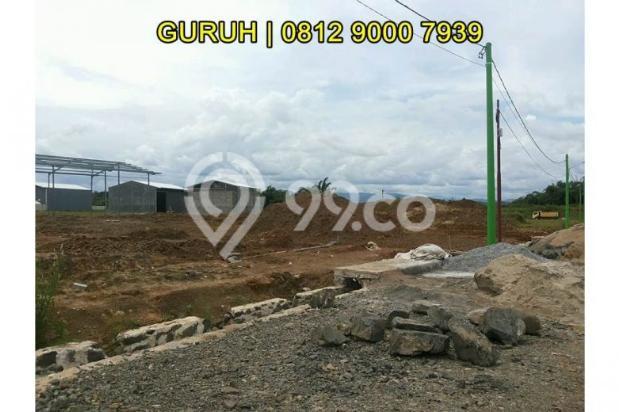 Gudang untuk Industri/Pabrik Makanan, Akses Mudah dekat BSD dan Bogor 9840775