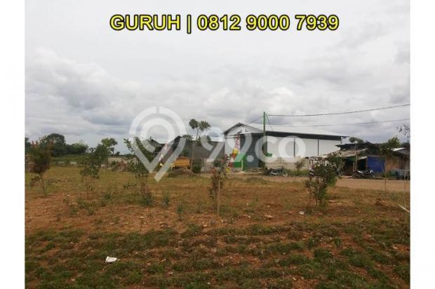 Gudang untuk Industri/Pabrik Makanan, Akses Mudah dekat BSD dan Bogor 9840776