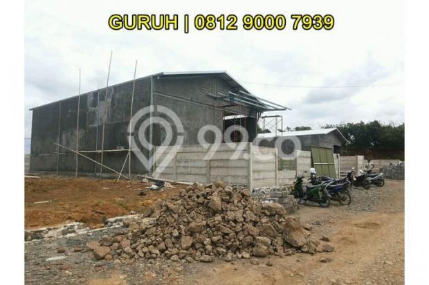 Gudang untuk Industri/Pabrik Makanan, Akses Mudah dekat BSD dan Bogor 9840780