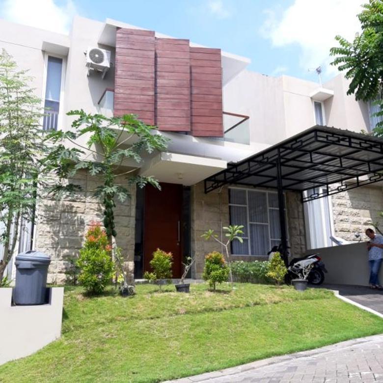 Rumah Apik Bonus Perabot Cantik di Citra Grand Mutiara