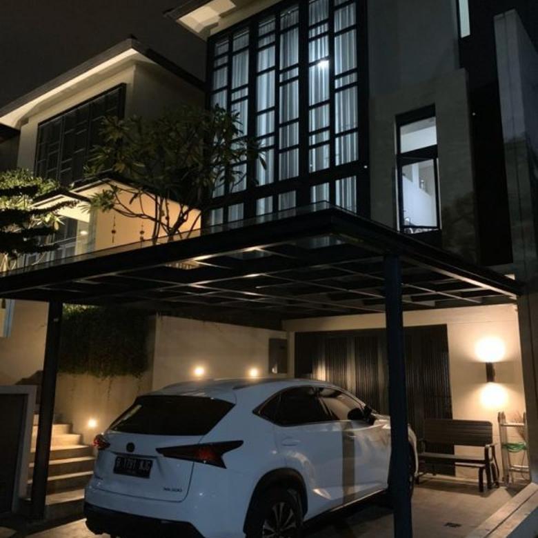 Dijual Rumah Nyaman Furnished di Nava Park Lancewood Tangerang
