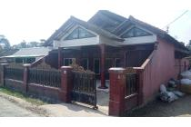 Rumah dijual TP . Kabupaten Bandung pinggir jalan luas 20 tumbak