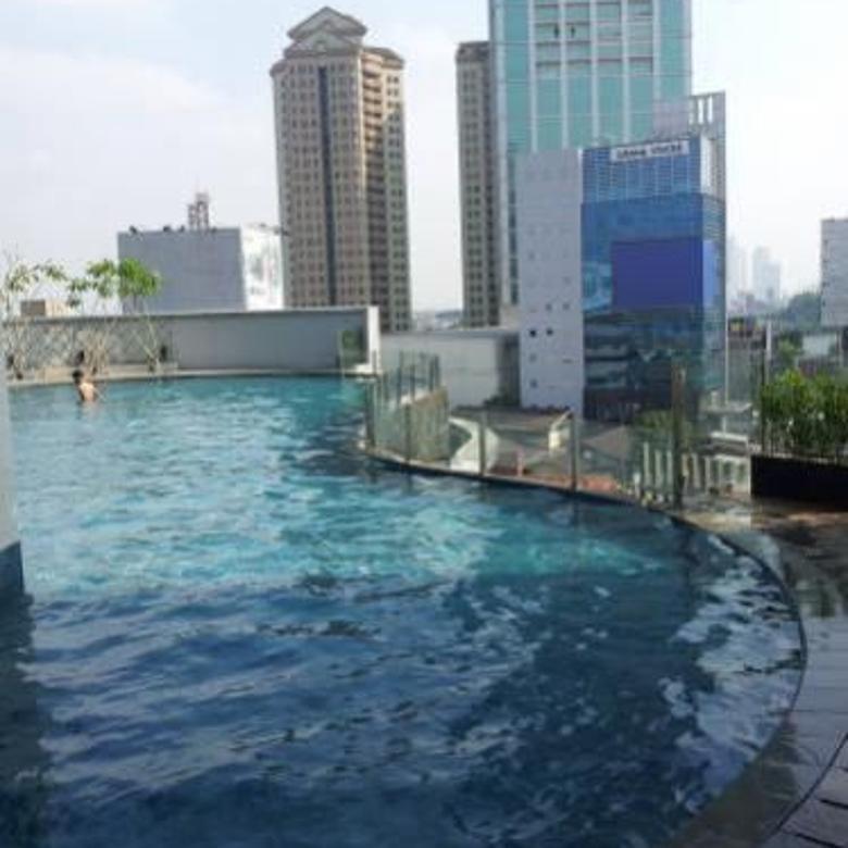Dijual Apartemen GP Plaza Slipi 2BR (BU)