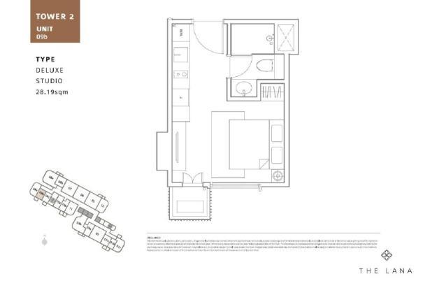 Rp1,28mily Apartemen Dijual
