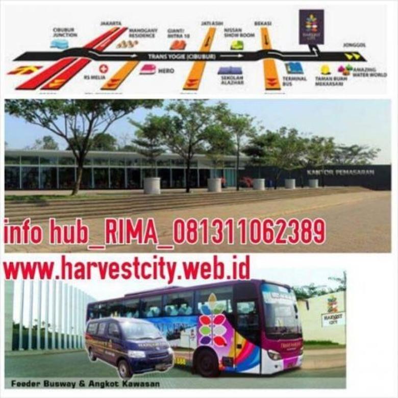 Jual Rumah di Harvest City Cibubur MP231