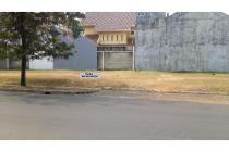Tanah Residensial di Anggrek Loka BSD City - Tangerang Selatan