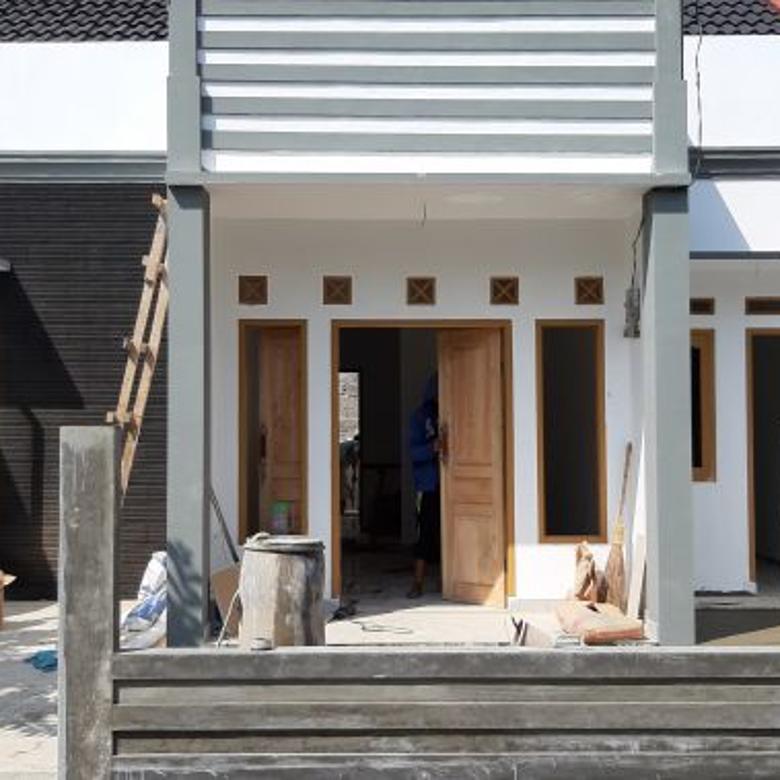 Rumah baru dijual Cash & KPR
