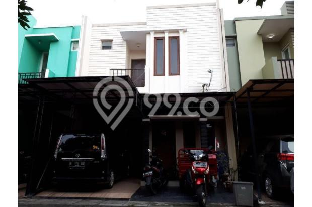 Rumah Minimalis 2 1/2 Lantai Dijual di Bintara Residence Bekasi 17326765