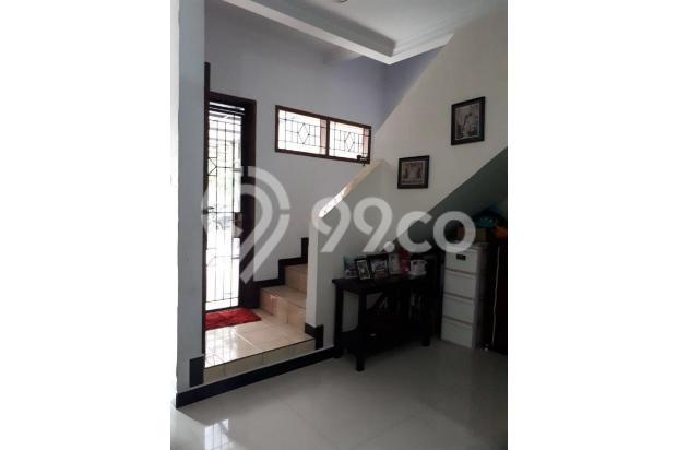 Rumah Minimalis 2 1/2 Lantai Dijual di Bintara Residence Bekasi 17326767