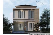 Dijual rumah 100 meter dari MEER surabaya