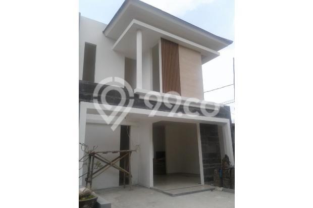 The Eigth Town House 12 Lokasi di Area Jati Warna DP 0% 18273753