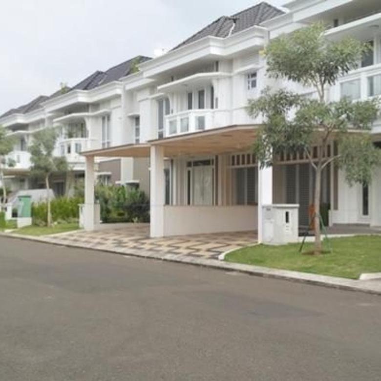 Hunian Exclusive dan Nyaman Cluster VERNONIA Summarecon Bekasi
