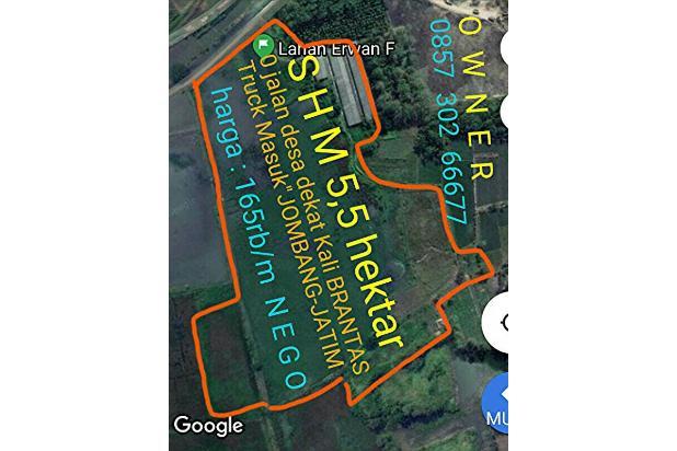 Rp9,07mily Tanah Dijual
