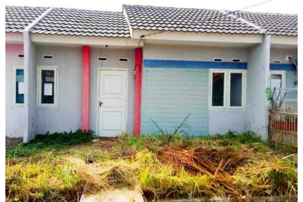 Rp88jt Rumah Dijual