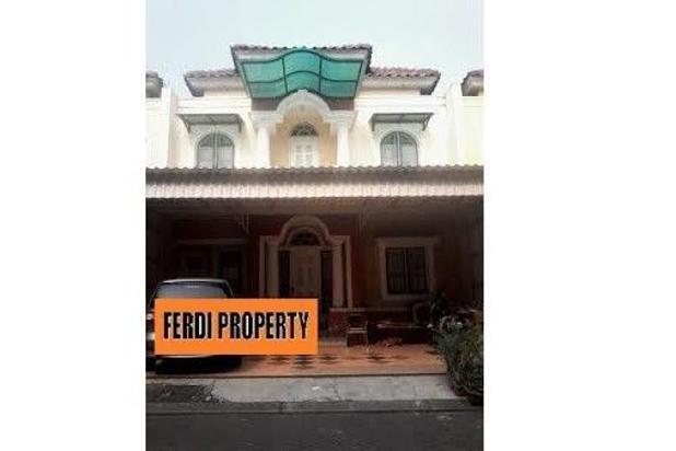Rumah asri Cluster tengah Raffles Hills Cibubur Lt 112 m2 Lb 150 m2 7670894