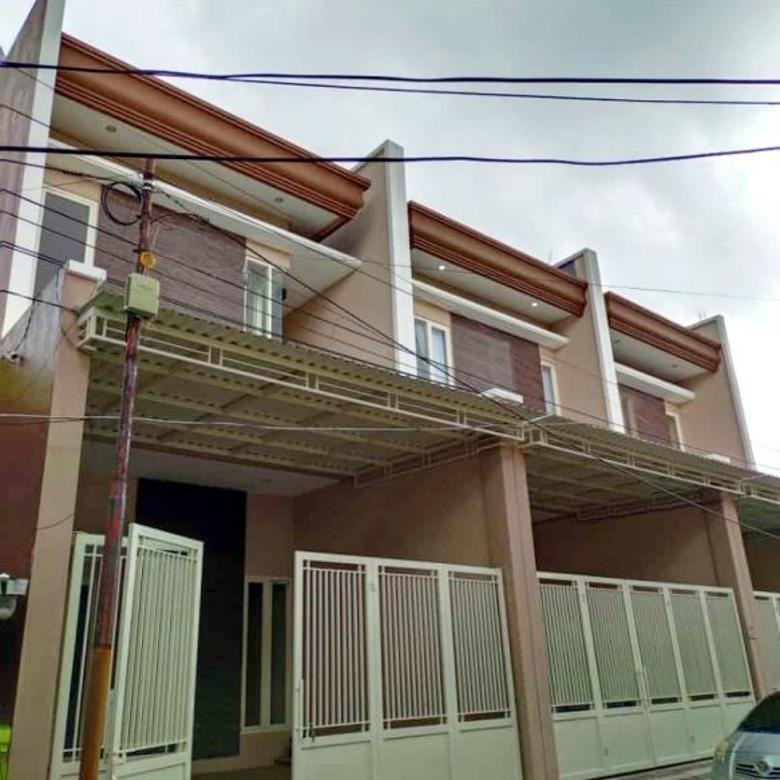 Dijual Rumah di Perum Sutorejo Selatan Minimalis 2 Lantai