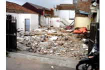 Dijual Lahan-Tanah Kosong di Kalibata Timur - Jakarta Selatan