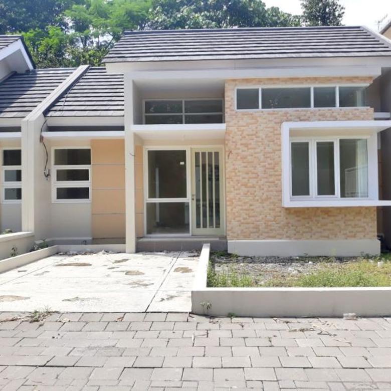 Rumah Cluster Modern dekat Kampus UII Jalan Kaliurang