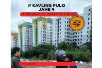 Tanah Kavling Perumahan 2 Km Stasiun KRL Buaran Jakarta Timur