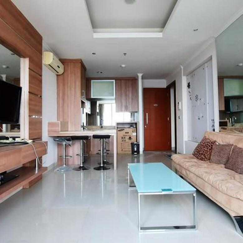 Nego !! Ancol Mansion 1 BR, 66 m2, renov furnished cakeup, view pool
