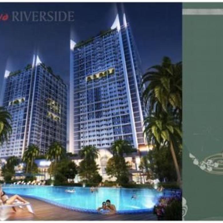 Apartemen Tokyo Riverside PIK 2 Tipe Studio Lantai Tinggi Hadap Utara