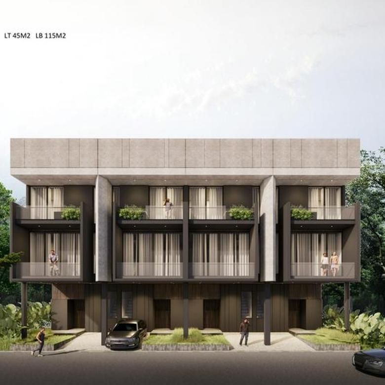 Permata hijau mansion , brand new townhouse 2021