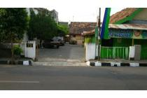 Istimewa dan langka. Tanah Luas beserta bangunan di tengah kota Jogja