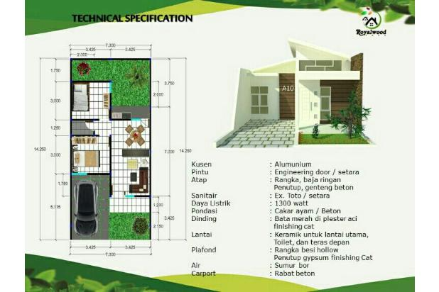 cluster exclusive bandung timur 15789480