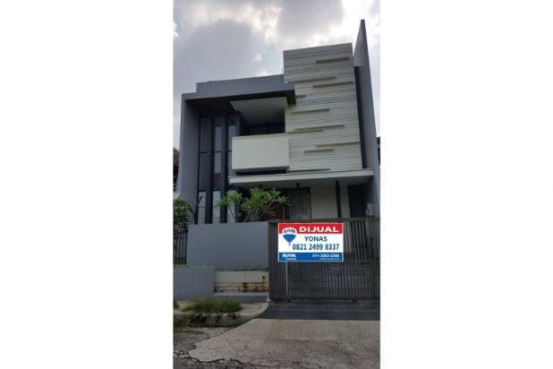 DiJual Cepat Rumah di Intercon, Kebon Jeruk, Jakarta Barat, lokasi sangat s 12015991