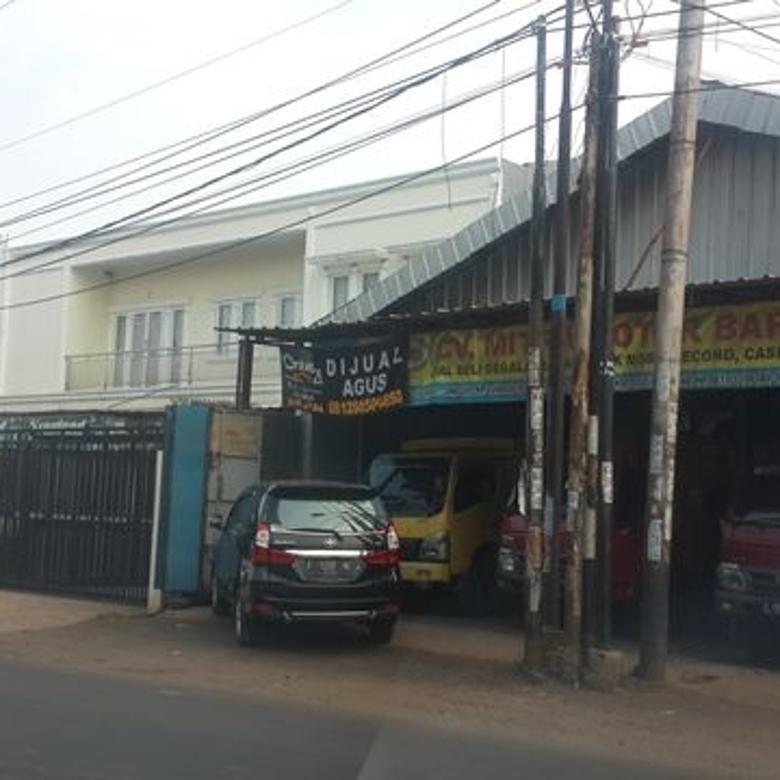 Jual Showroom dan Truck Siap Pakai di Raya Cileungsi Bogor