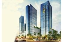 Apartemen Pusat Kota Surabaya Di One Icon TP 6 2BR View Pool & Garden