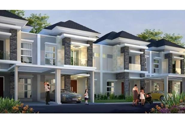 rumah The Heritage cluster paris 2 type 200 siap huni 19086019