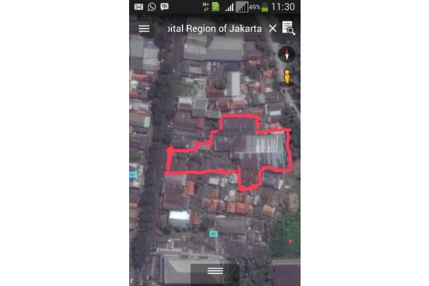 Rp96mily Tanah Dijual