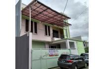 Rumah gudang kontruksi besi siap usaha di lokasi ok cendrawasi Cengkareng