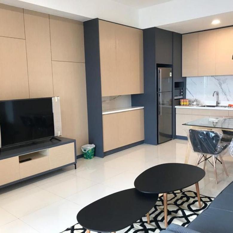 1 PARK RESIDENCE, 2 Bed, 91,5 sqm, High Zone