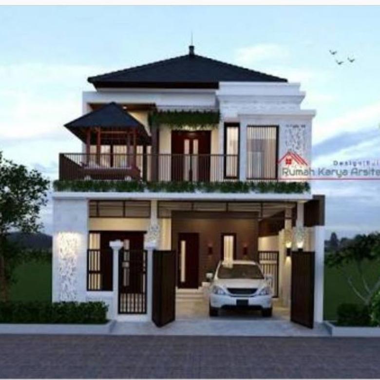 Dijual Rumah Modern Minimalis lokasi di Jalan Pura Mertasari Legian Kuta