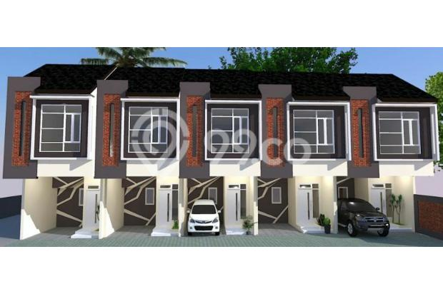 Rumah Baru Murah dengan skema Syariah di Lenteng Agung Jakarta Selatan 17106000
