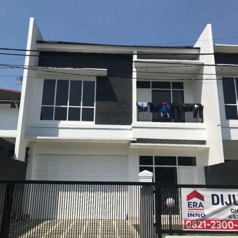 Dijual Rumah Minimalis di Parahyangan Permai Bandung