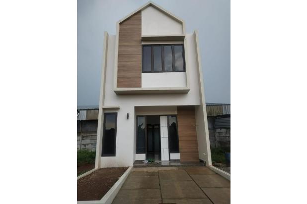 Rumah 2 Lantai Bekasi Skandinavia Dekat Pintu Tol Jatiasih