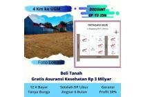 SISA 2 UNIT! Tanah Strategis Area Jl Kabupaten, Cicil 12x