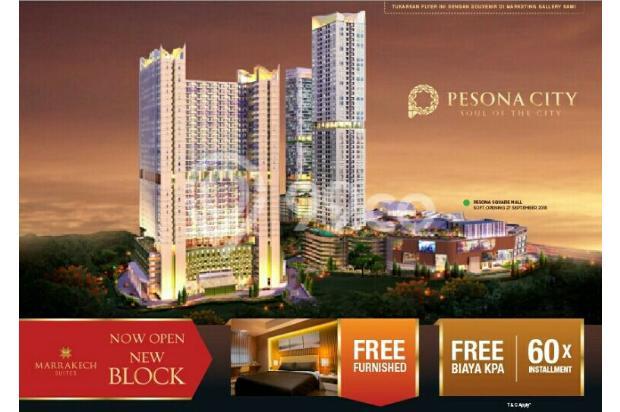 Pesona City Apartemen 22333286