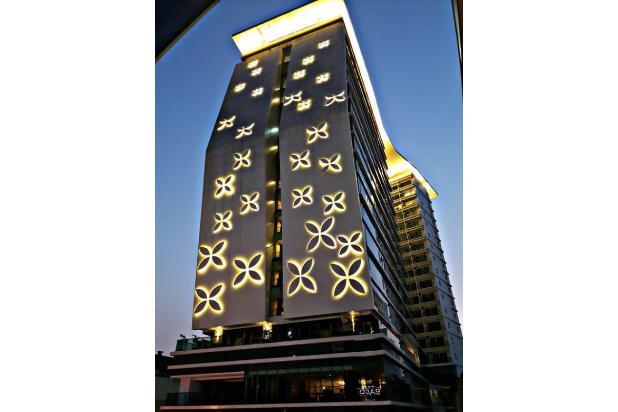 Rp125jt Apartemen Dijual