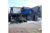 Rumah toko plus kost murah di Perum New Villa Bukit Sengkaling