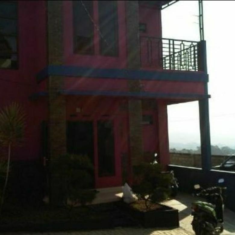 Villa homestay murah dan nyaman di batu