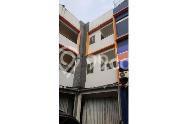 Ruko 3 1/2 Lantai plus halaman samping 144m2 Jl Kartini Raya no. 28 Depok 17710898