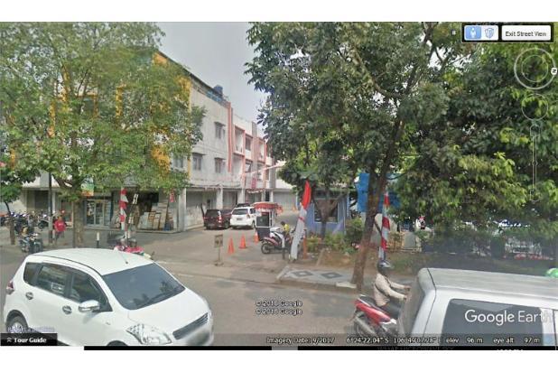 Ruko 3 1/2 Lantai plus halaman samping 144m2 Jl Kartini Raya no. 28 Depok 17710988