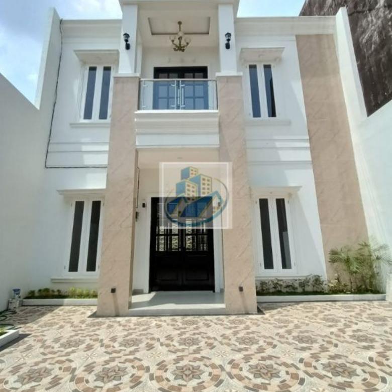 Rumah Baru 2LT Dalam Cluster Lokasi Strategis Jagakarsa Jaksel