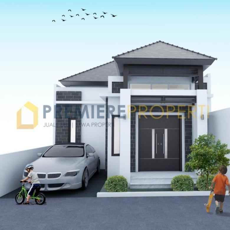 Dijual Rumah Finishing Siap Huni Tengah Kota, Candi-Candi