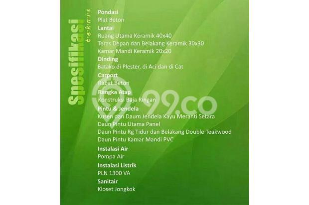 Kavling siap bangun di kota Bogor 17711557